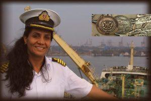 Radhika Menon- The World's First Woman To Receive Bravery At Sea Award@dontgiveupworld