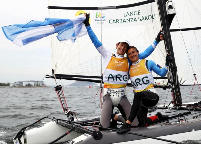 Santiago Lange from Argentina @dontgiveupworld