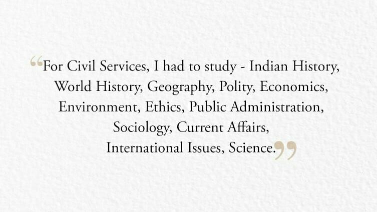 Civil services@dontgiveupworld