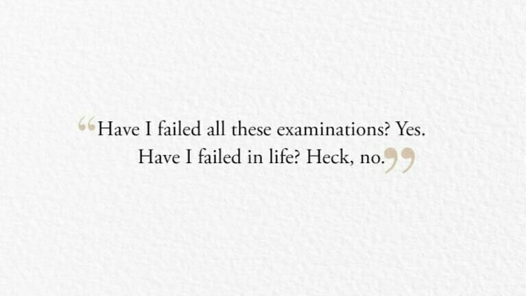 Failed in life@dontgiveupworld