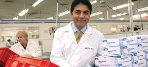 Vijay Patel #UK #Indian#Richest Man@dontgiveupworld