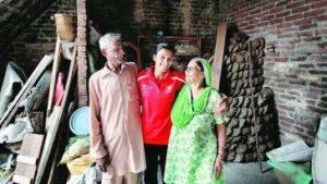 Rani Rampal Indian Hockey @Dontgiveupworld