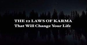 LAWS OF KARMA@DONTGIVEUPWORLD