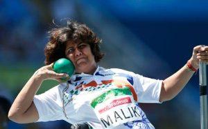 Deepa Malik # Athlete @Dontgiveupworld