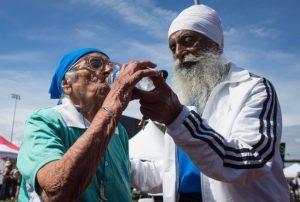 one-hundred-year-old-runner # Kaur @Dontgiveupworld