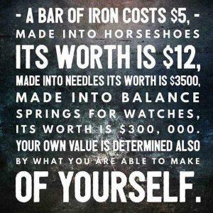 self-worth@DONTGIVEUPWORLD
