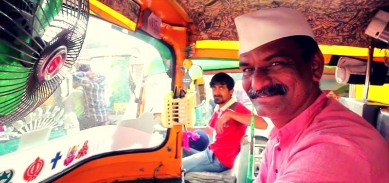 Inside Uday Bhai's Auto
