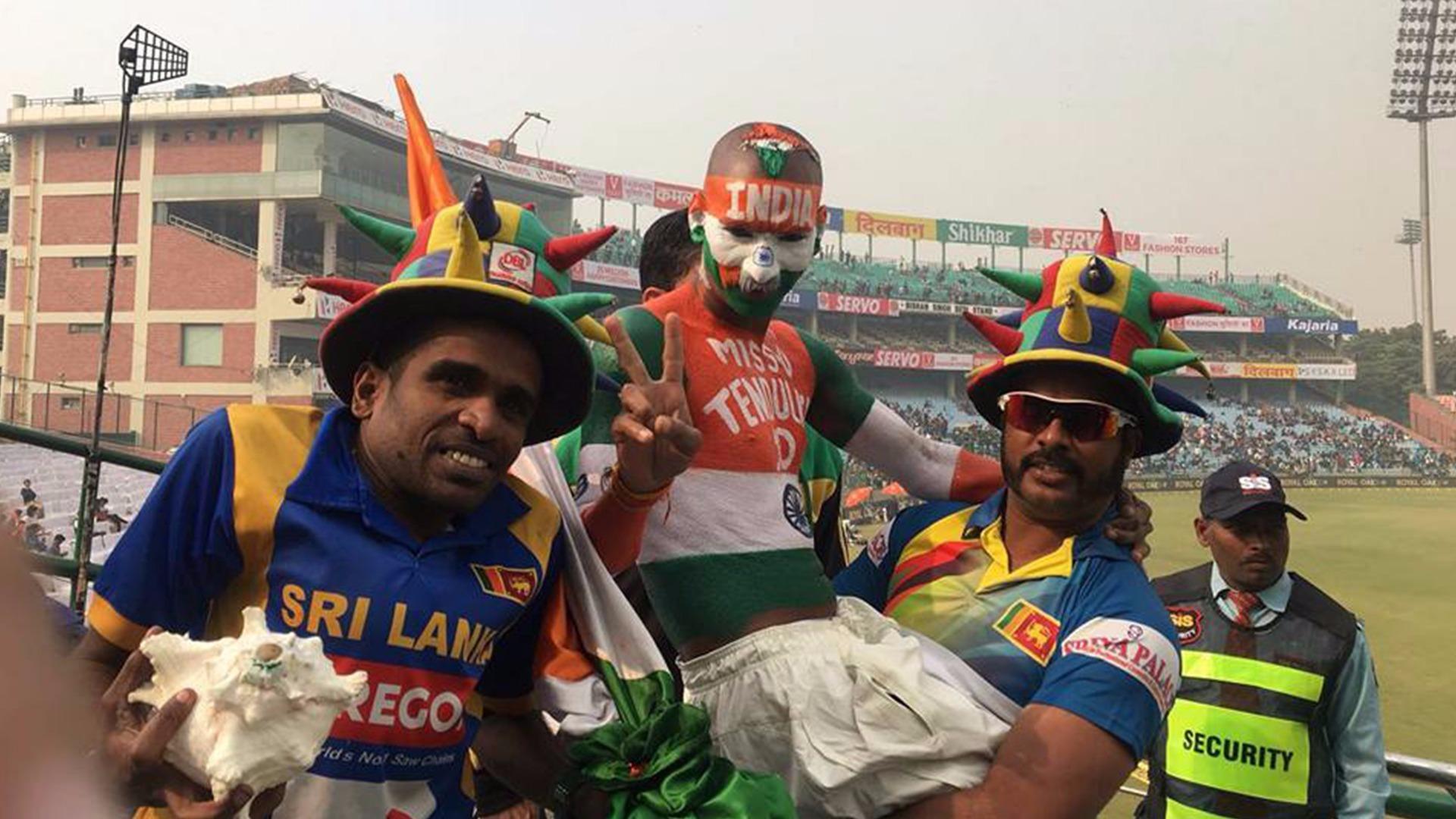Srilankan Fan Nilam with Sudhir Kumar